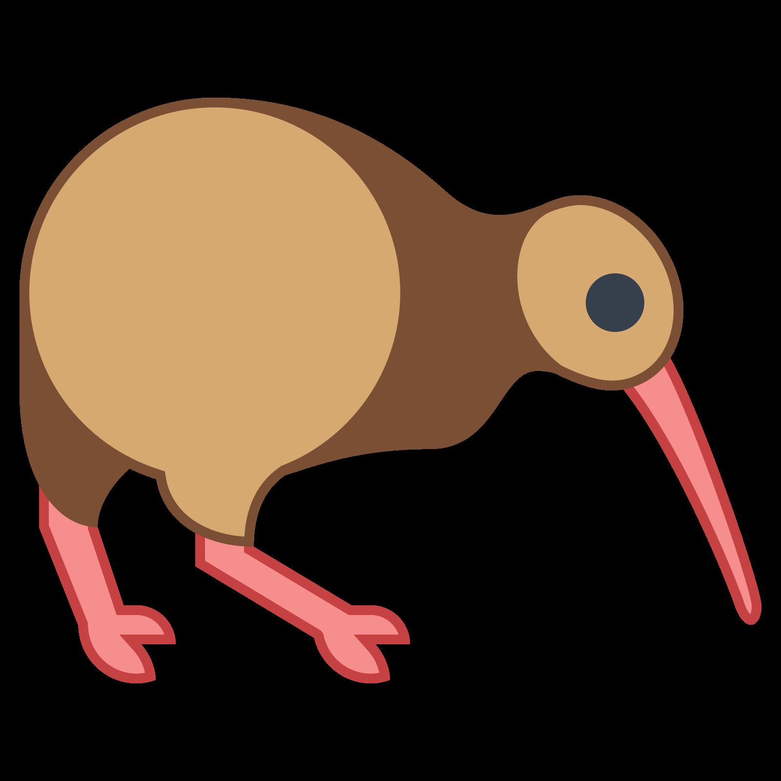 Kiwi clipart kiwi bird. Png icon