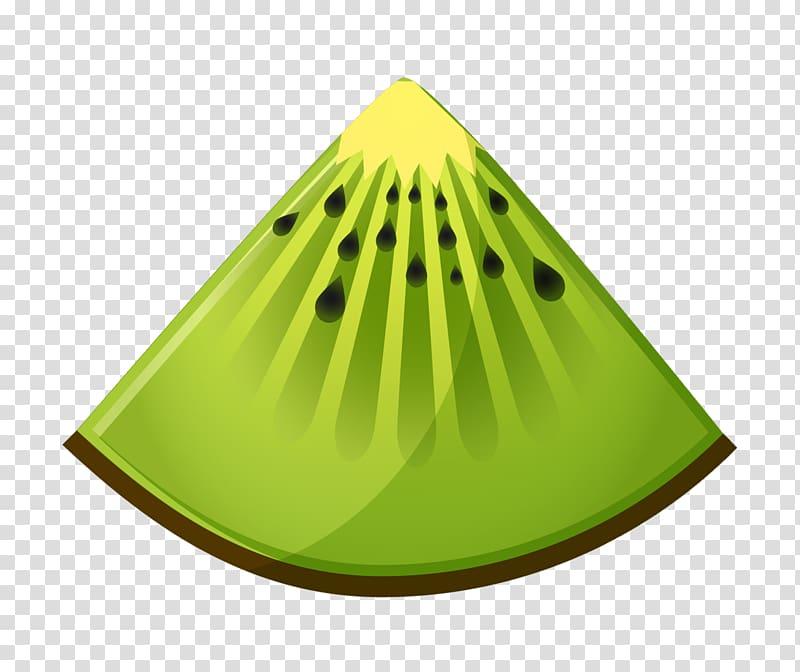 Kiwifruit icon transparent background. Kiwi clipart large