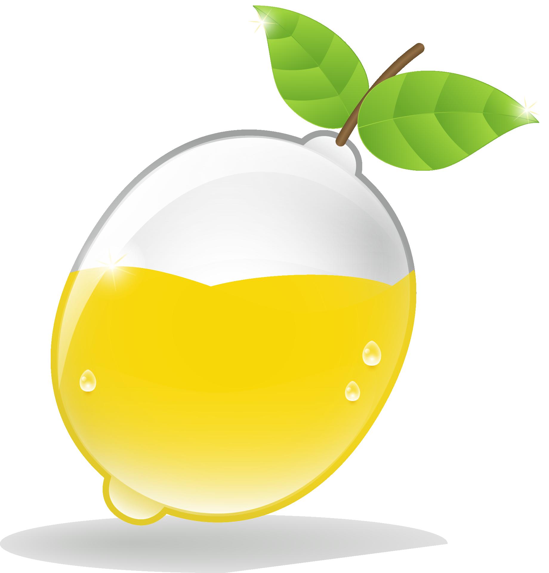 Juice lemon photography clip. Lemons clipart fruit