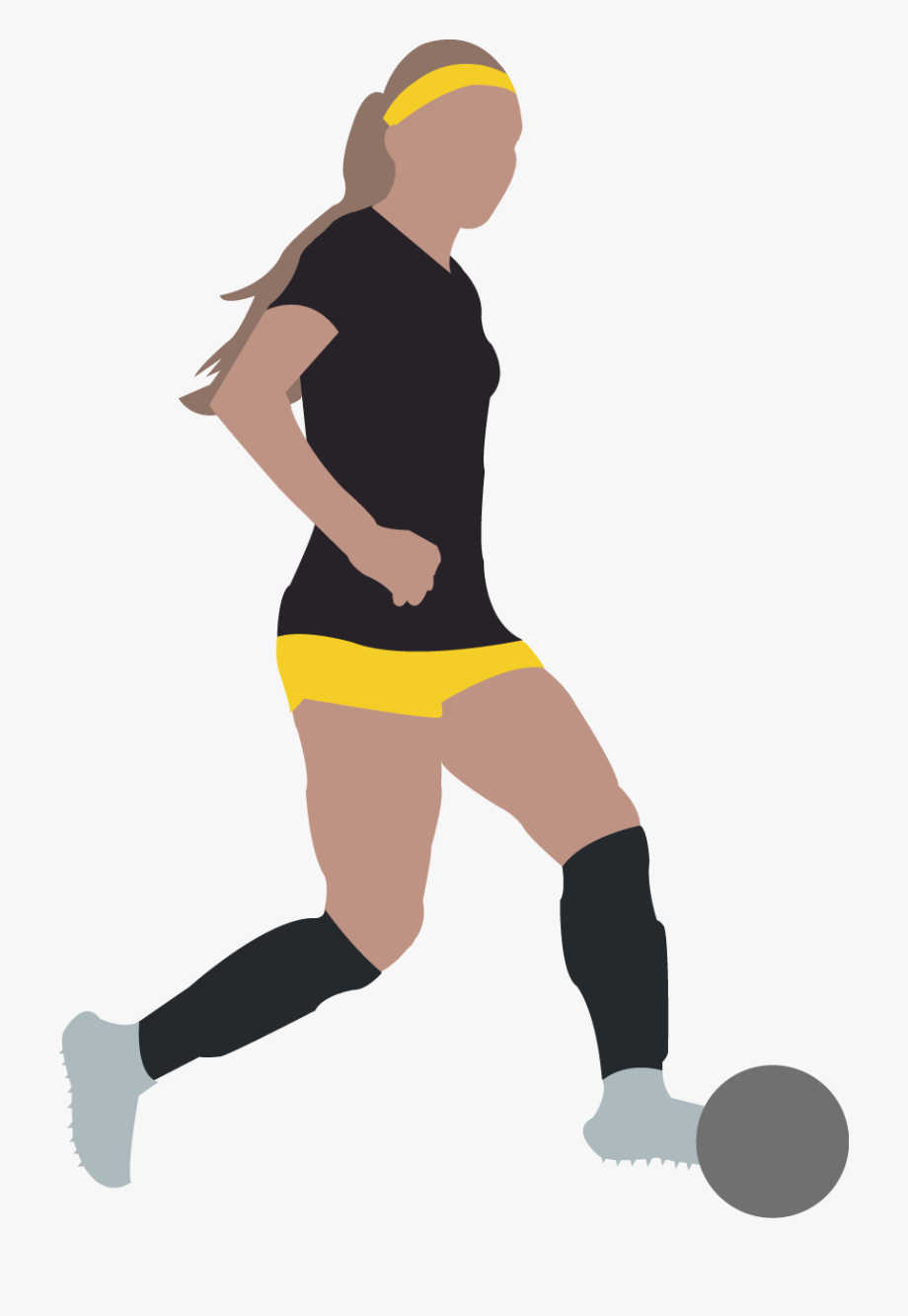 Bad women png cliparts. Knee clipart soccer injury