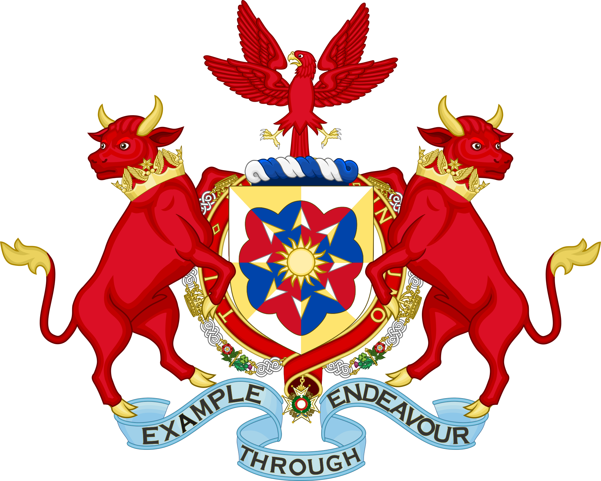 File coat of arms. Knight clipart squire