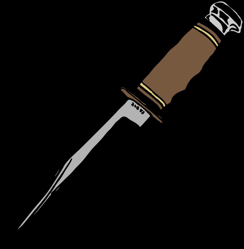 Clip art free panda. Knife clipart