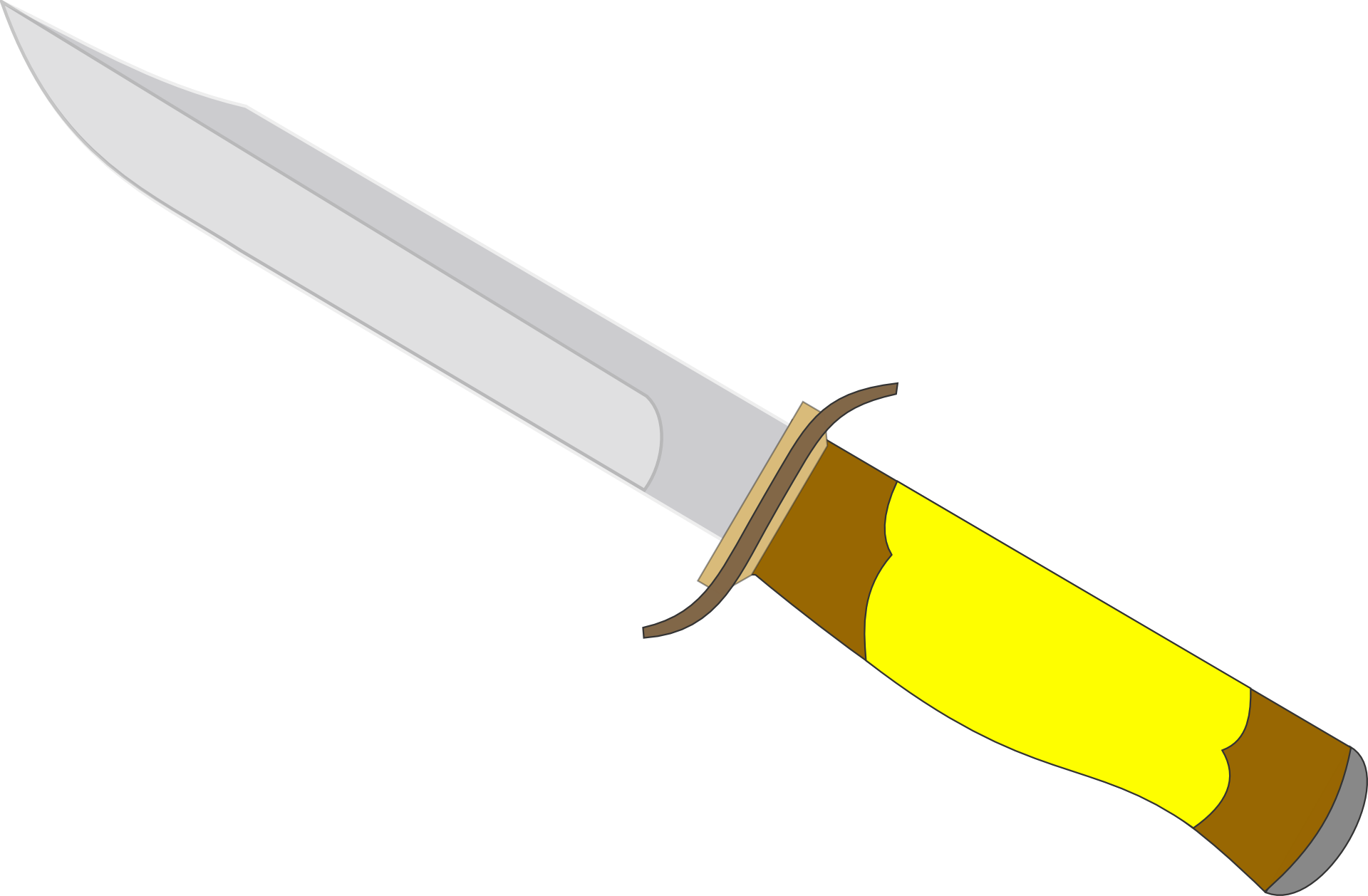 Knife clipart blunt knife.  collection of sharp