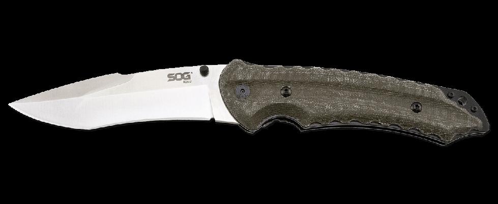 Sog kiku polished satin. Knife clipart boning knife