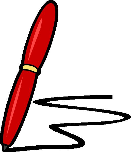 Red signature clip art. Knife clipart death