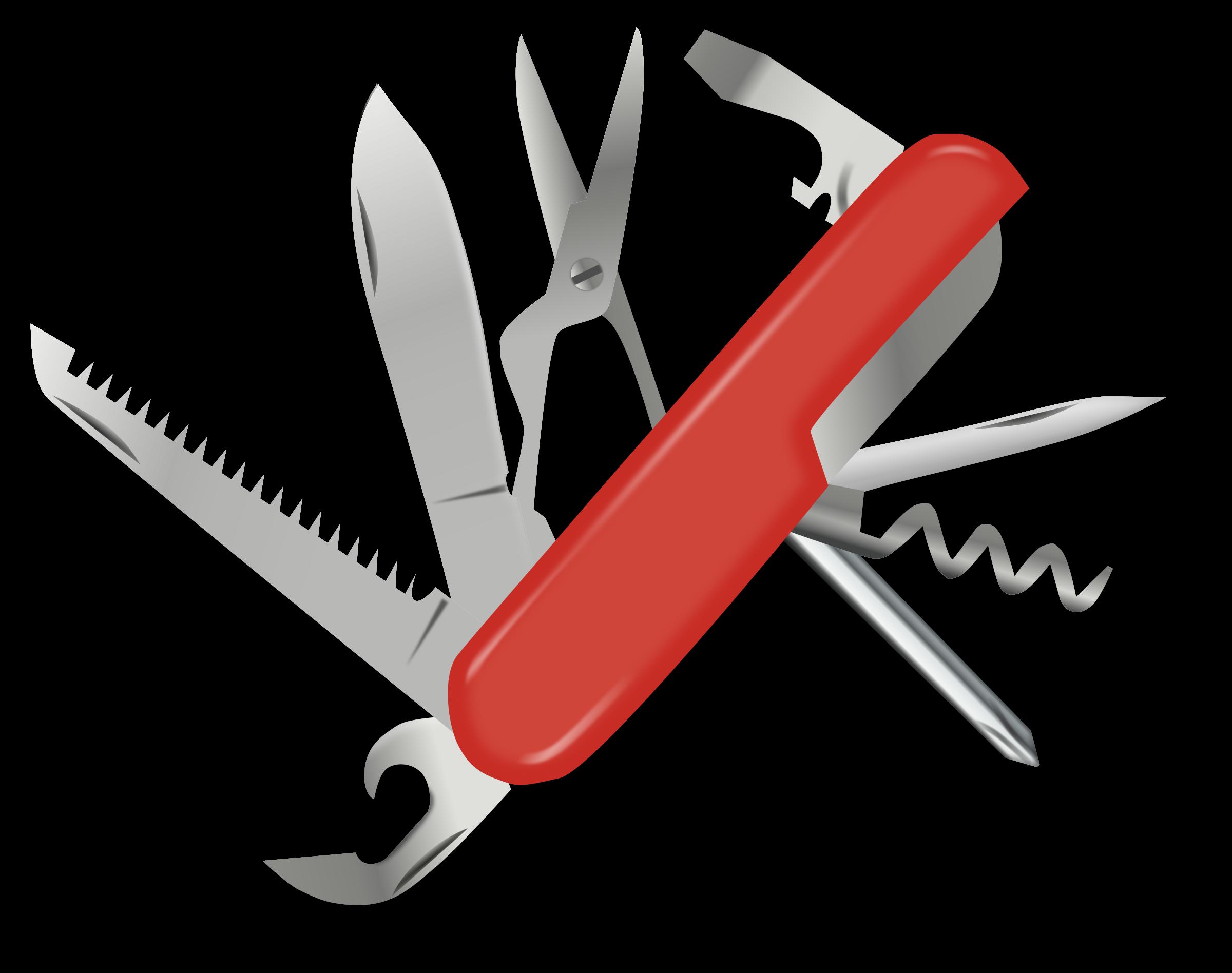 Swiss big image png. Knife clipart illustration