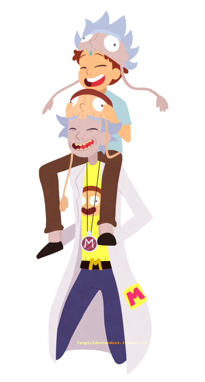 Srf morty and sf. Knife clipart innocence