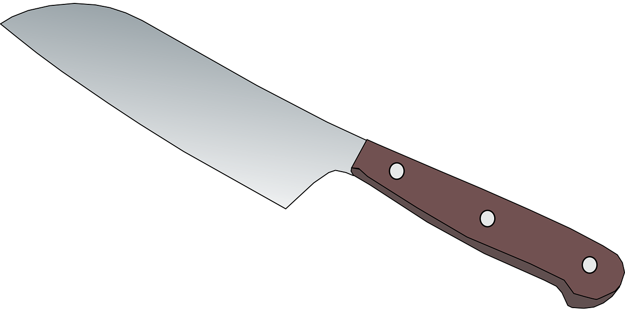 Chef s knives clip. Knife clipart kitchen knife