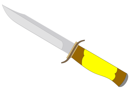 Knife clipart long knife. Free cliparts download clip