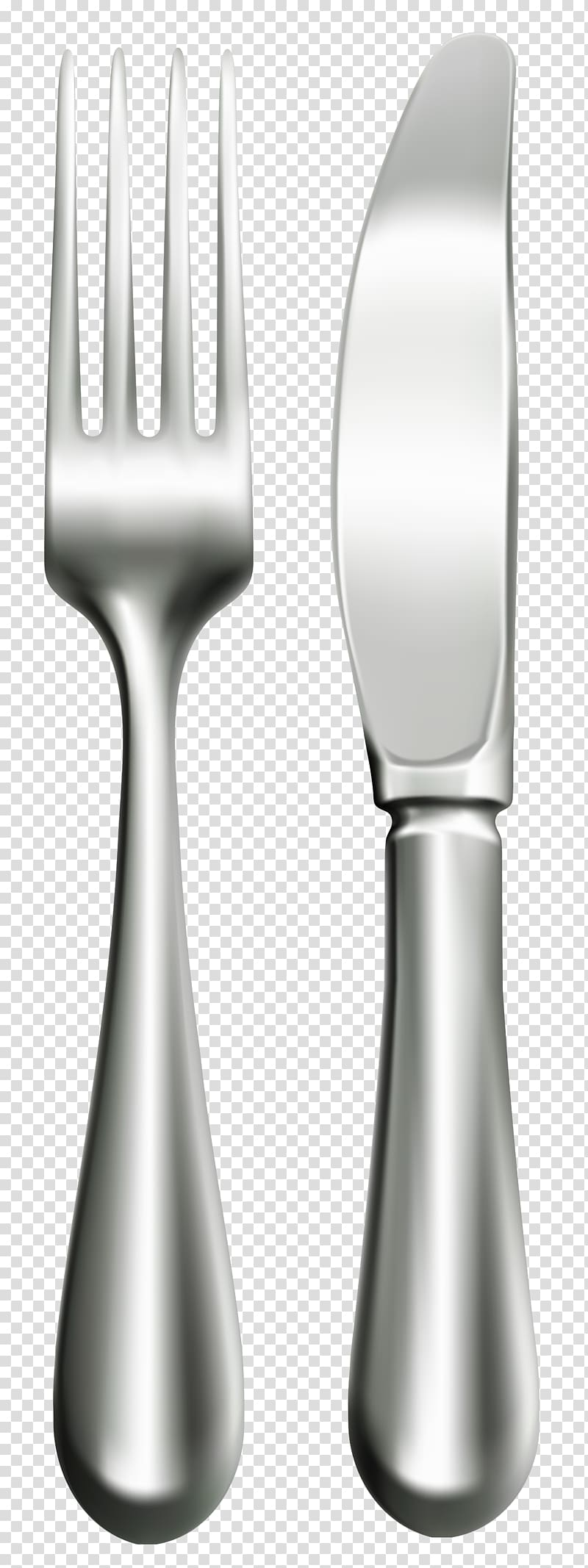 Knife clipart metal. Fork spoon kitchen knives
