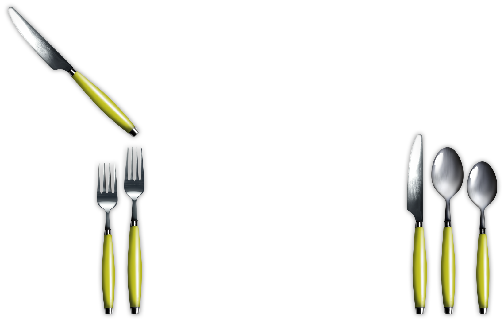 Knife clipart silverware plate. Colorama by fiesta