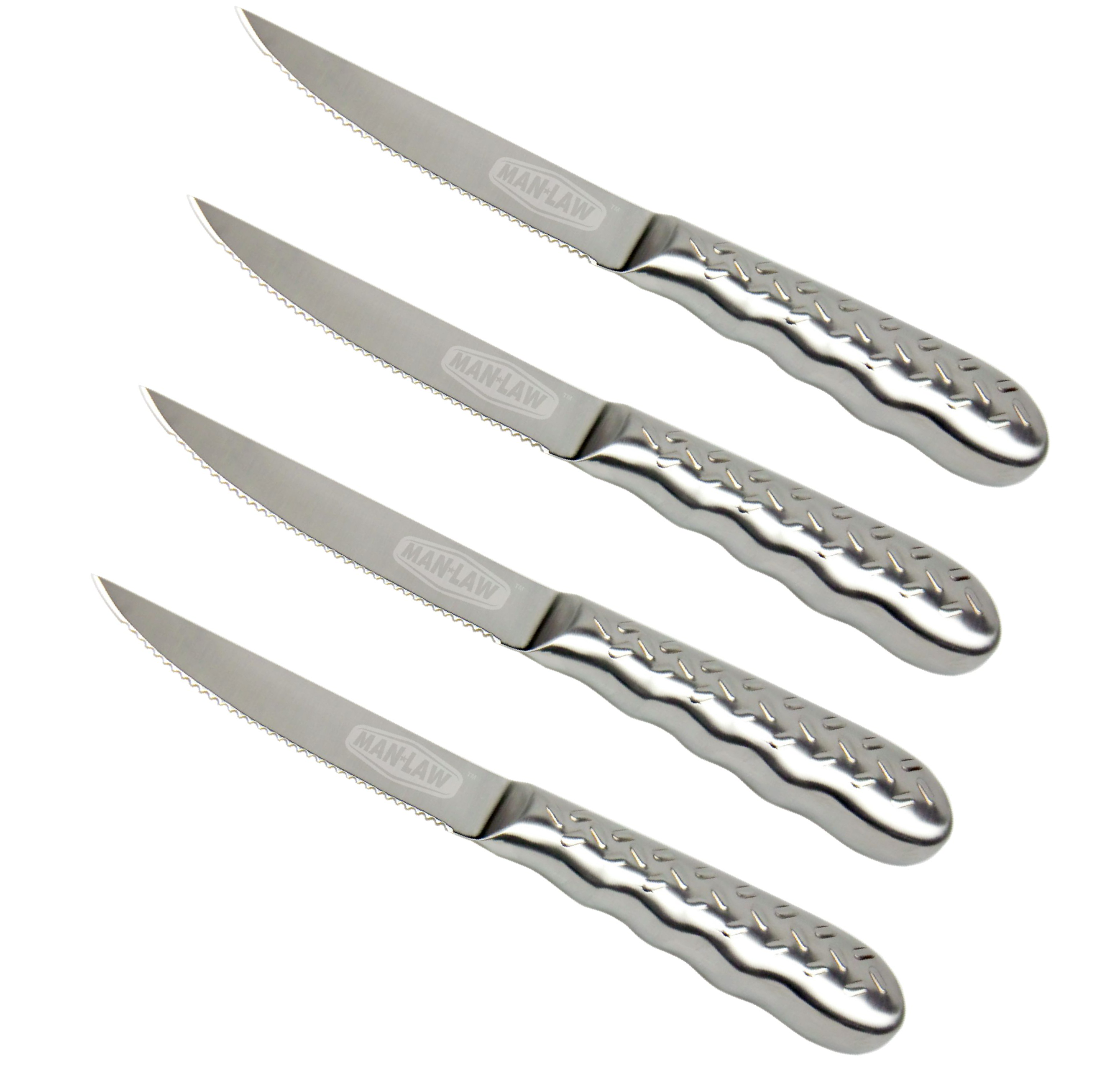 Man law collective brand. Knife clipart steak knife