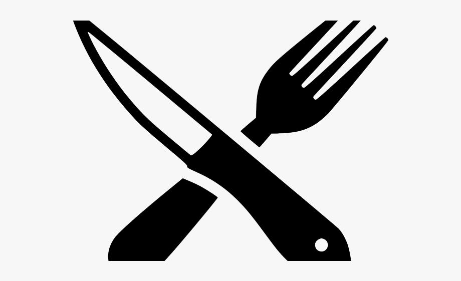 Fork and logo png. Knife clipart steak knife