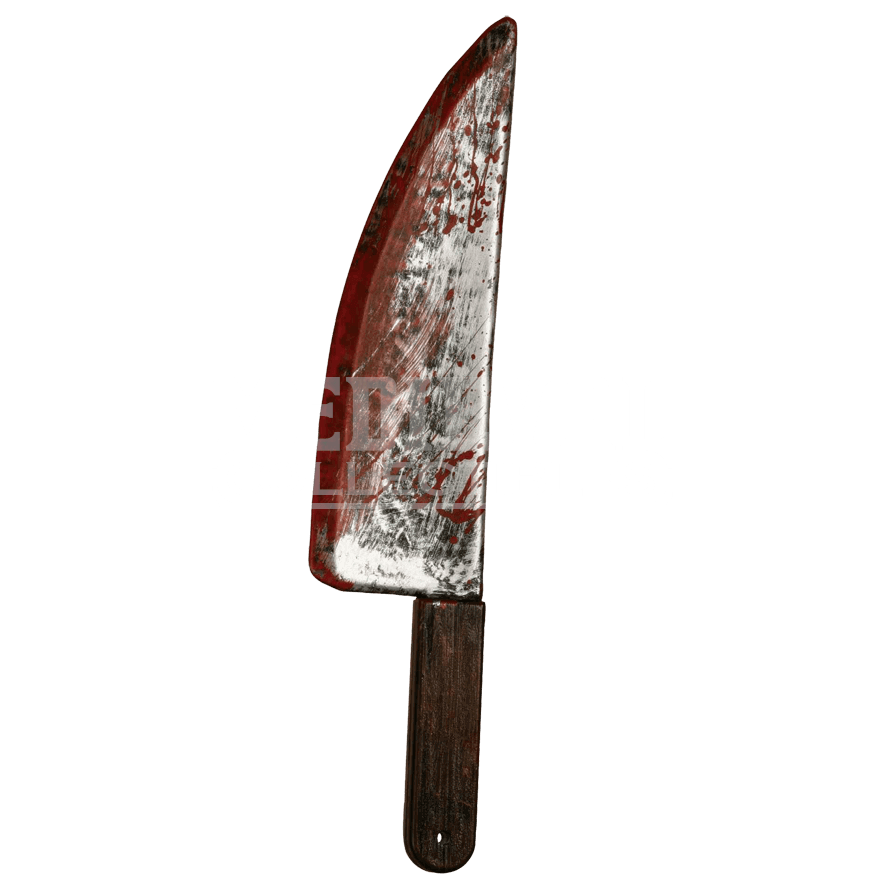 Knife with blood png. Bloody fm by zombies