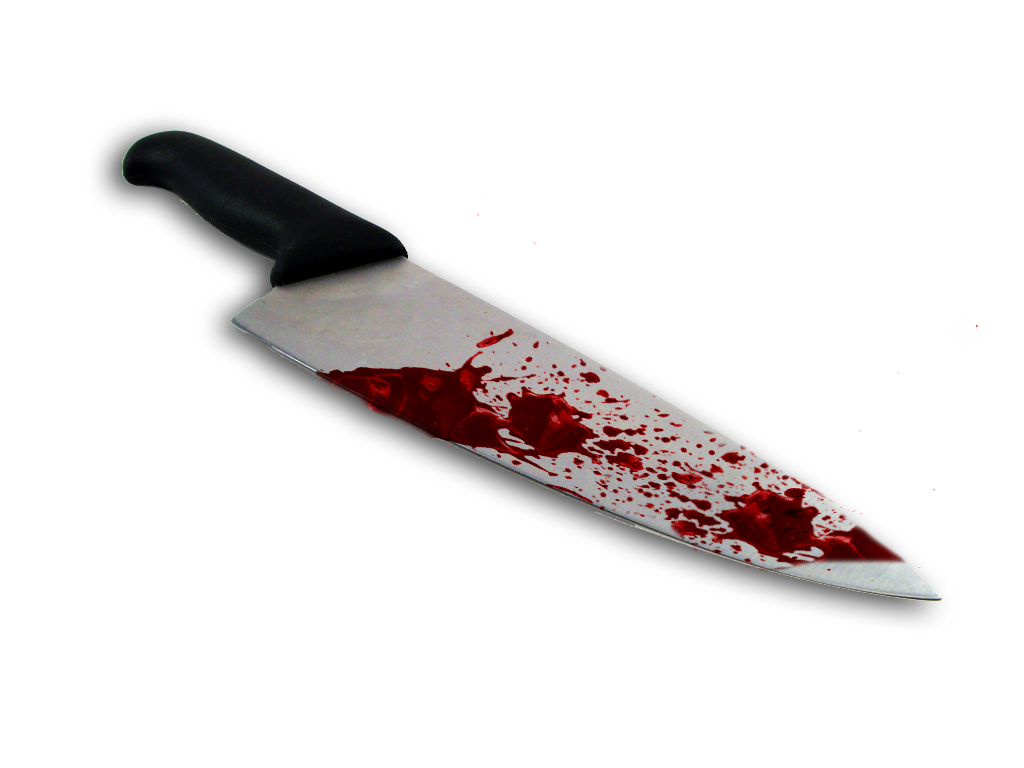 Bloody by moonglowlilly on. Knife with blood png