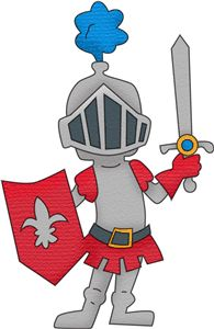 3 clipart knights. Knight panda free images