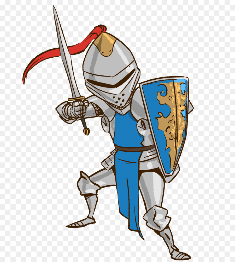 Knight middle ages clip. Knights clipart