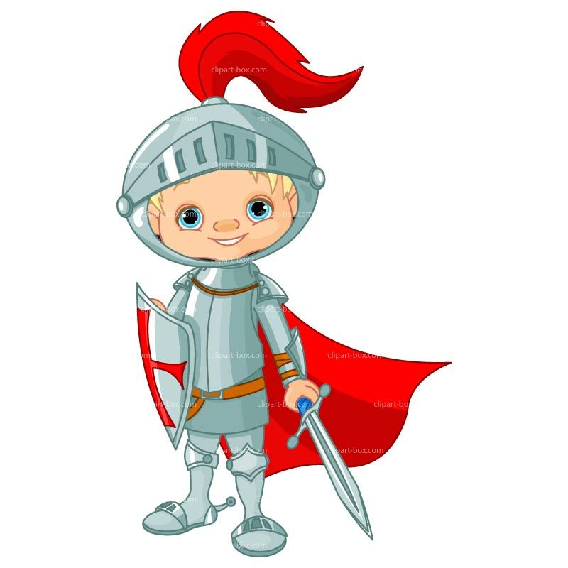Image detail for boy. Babies clipart knight