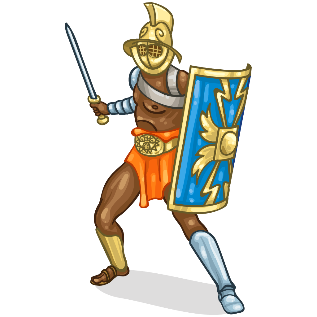 knight clipart army
