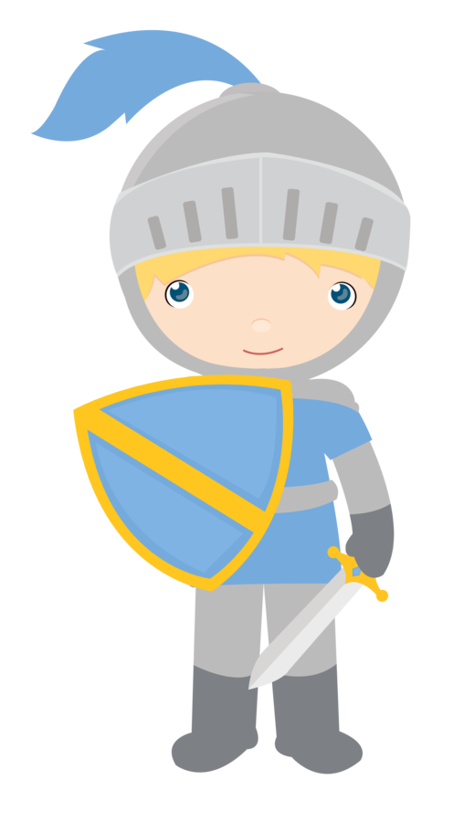 knights clipart medieval person