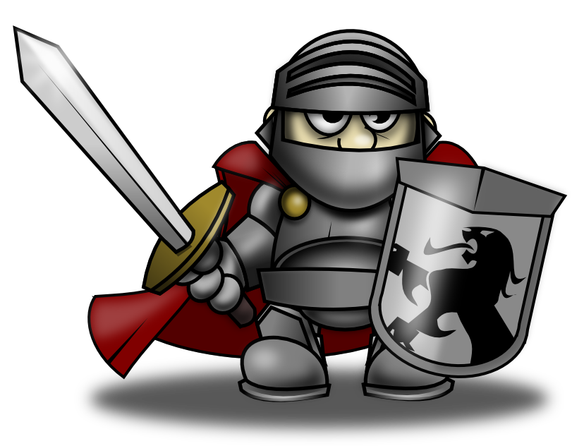 Frames illustrations hd images. Knight clipart caballero