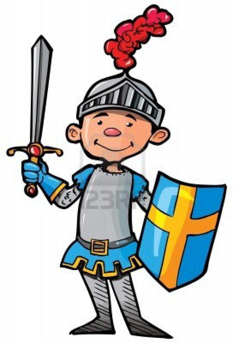 Knight clipart caballero. Moros i cristians cartoon