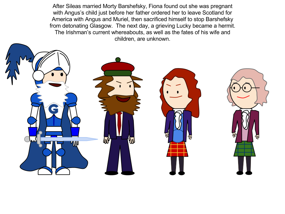 The galbraith macdiarmid clan. Knight clipart childrens