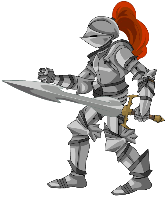 knights clipart clear