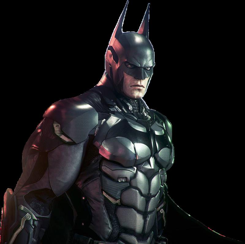 Batman arkham render by. Knight clipart clear