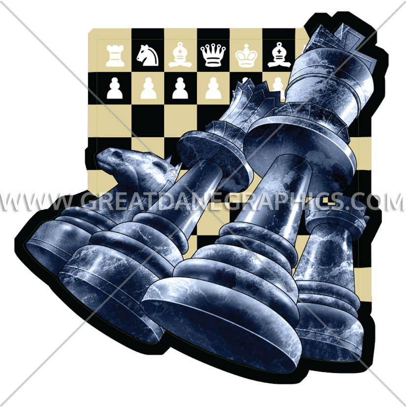 Pieces production ready artwork. Knight clipart clipart chess