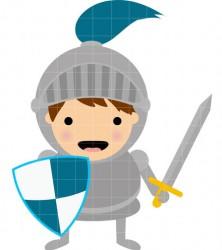 Knight clipart cute. Clip art library