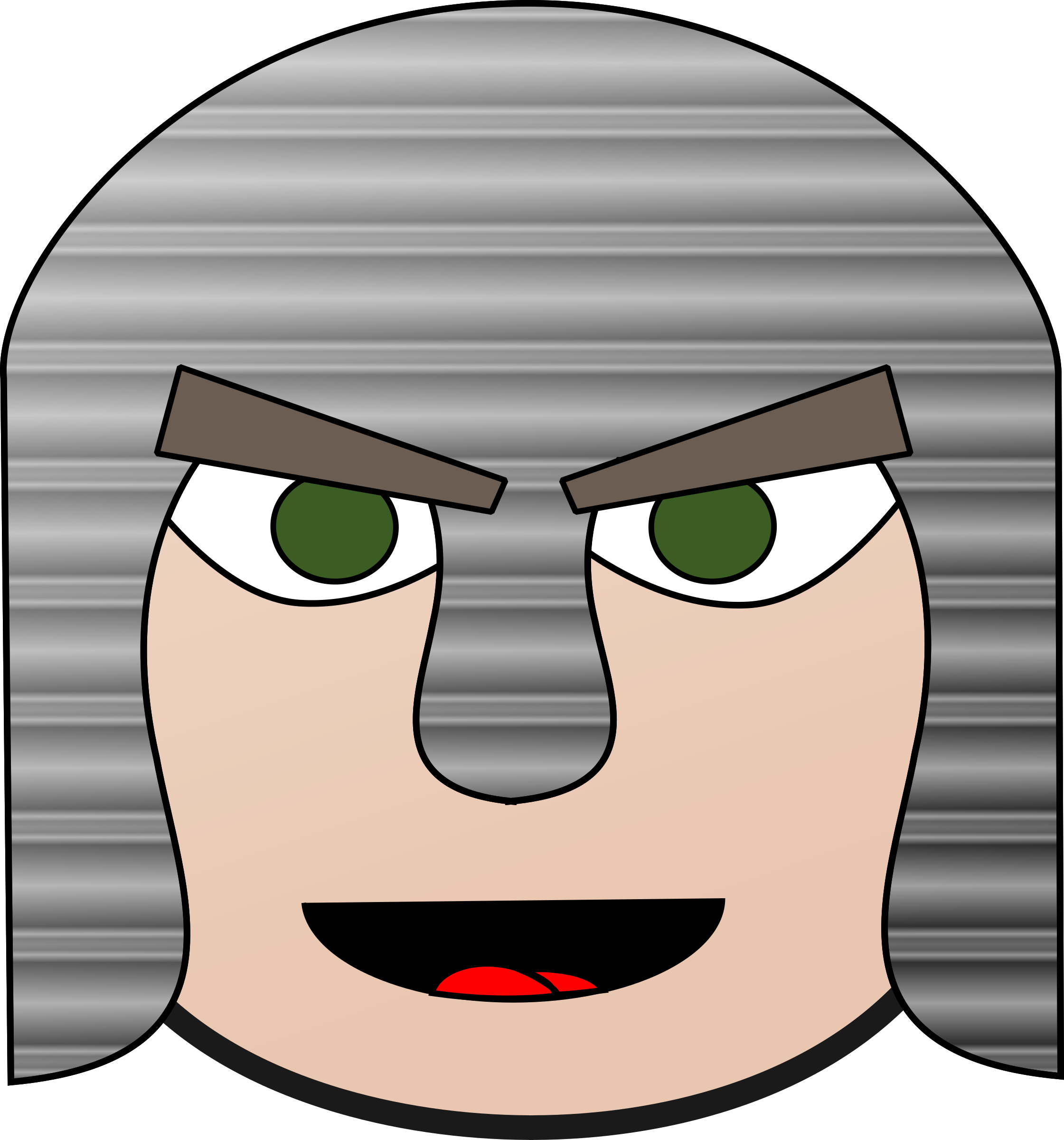 Big image png. Knight clipart face knight