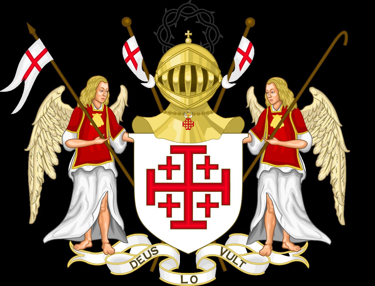 Eohsj northwestern lieutenancy order. Knights clipart chivalry