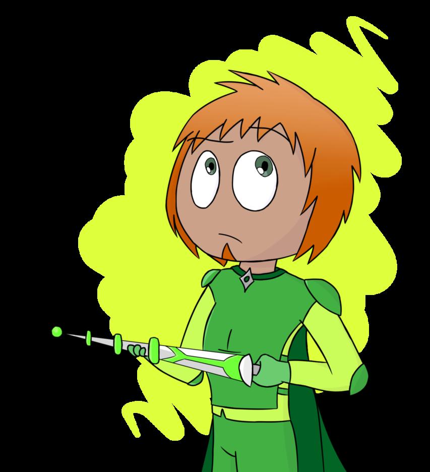 The by ninetenonetyone on. Knight clipart green knight