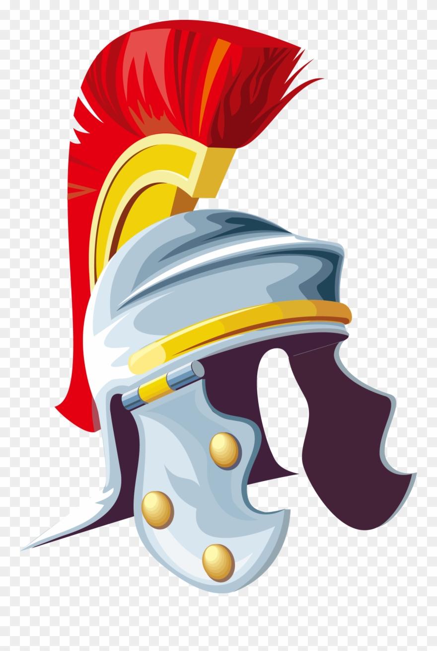 Knight clipart guerrero. Helmet warrior clip art