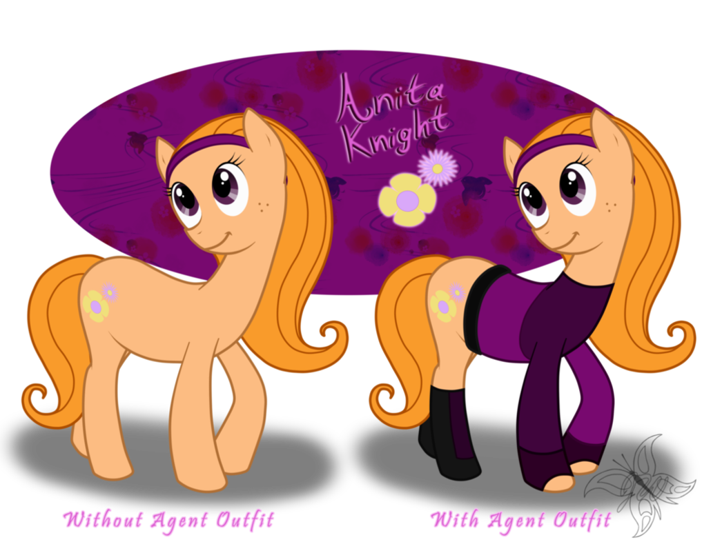 Mlp tss anita by. Knight clipart horse animation