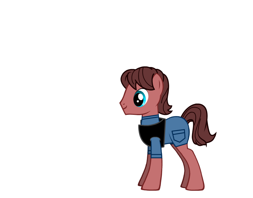 Knight clipart horse animation. Michael pony by enterprise