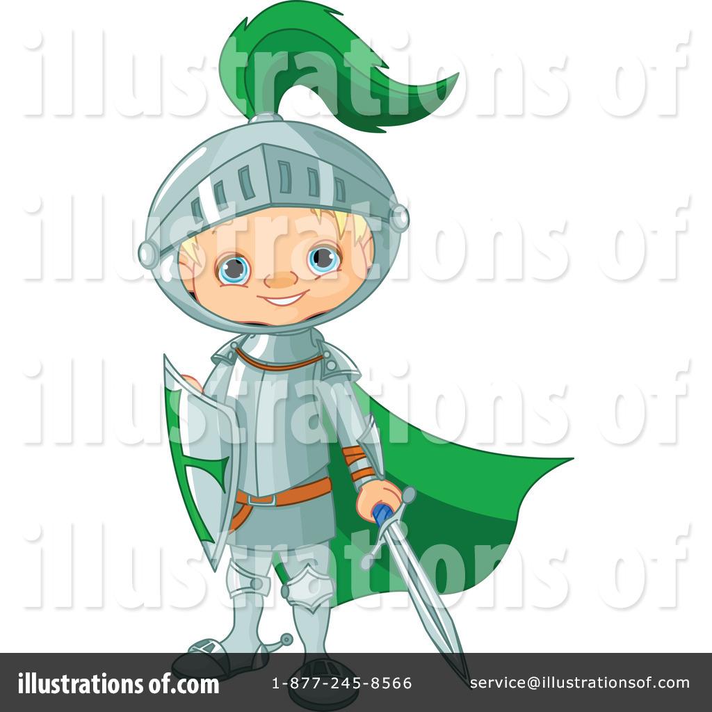 By pushkin . Knight clipart illustration