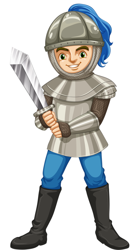Op s bry png. Knight clipart illustration