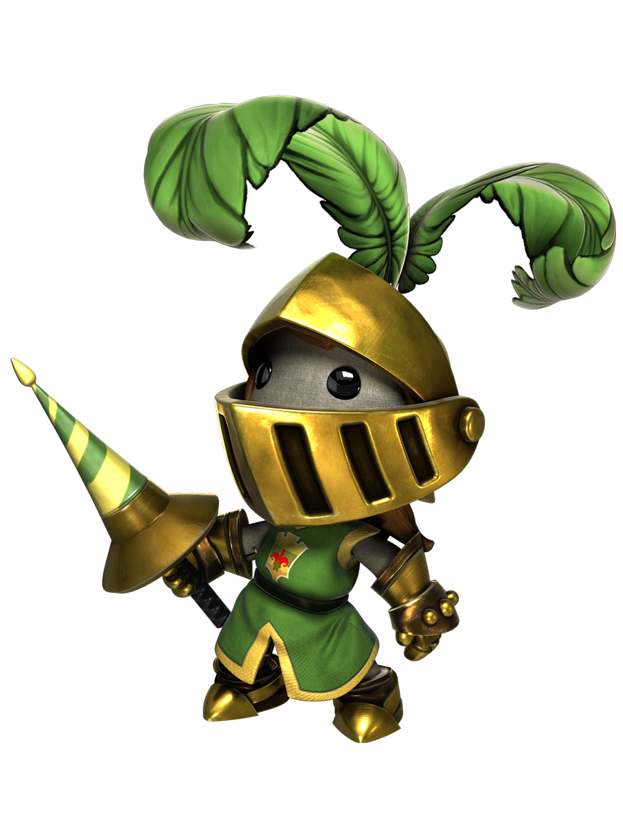 Knights clipart knight jousting. Image goodknight png littlebigplanet