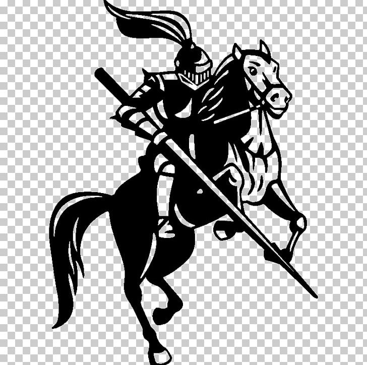 Horse knight lance equestrian. Knights clipart cavalry