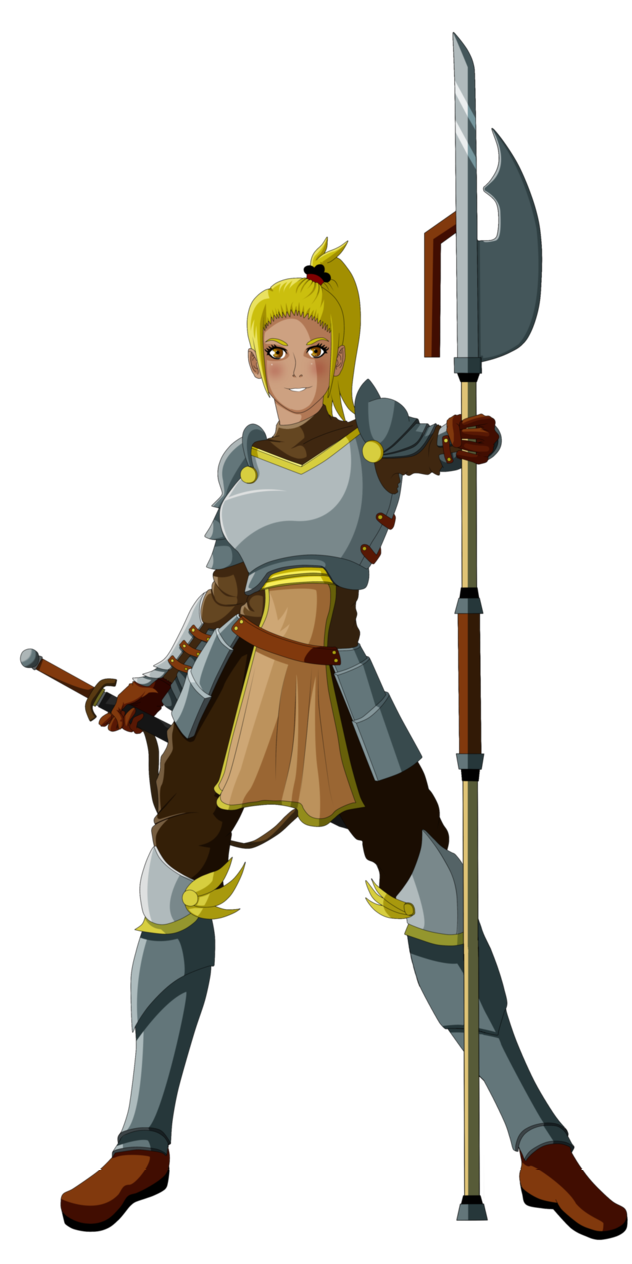 Lady teresa holy in. Knight clipart lance
