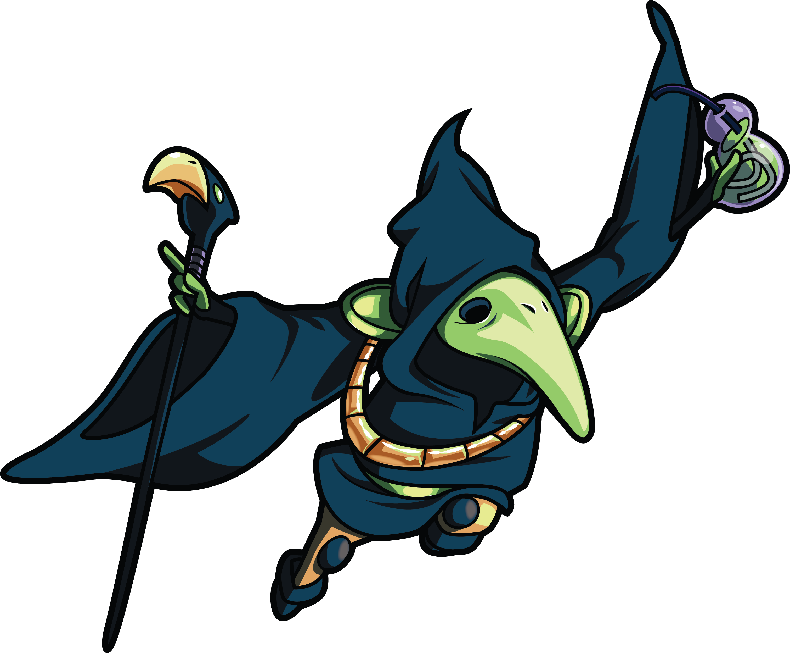 Knights clipart two knights. Plague knight mobility design