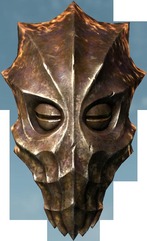 Ahzidal elder scrolls fandom. Knight clipart mask