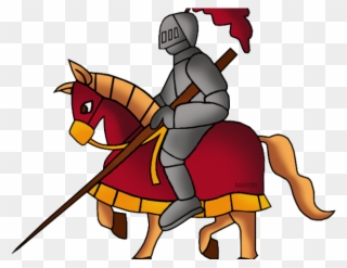 Knight middle ages png. Knights clipart medieval history