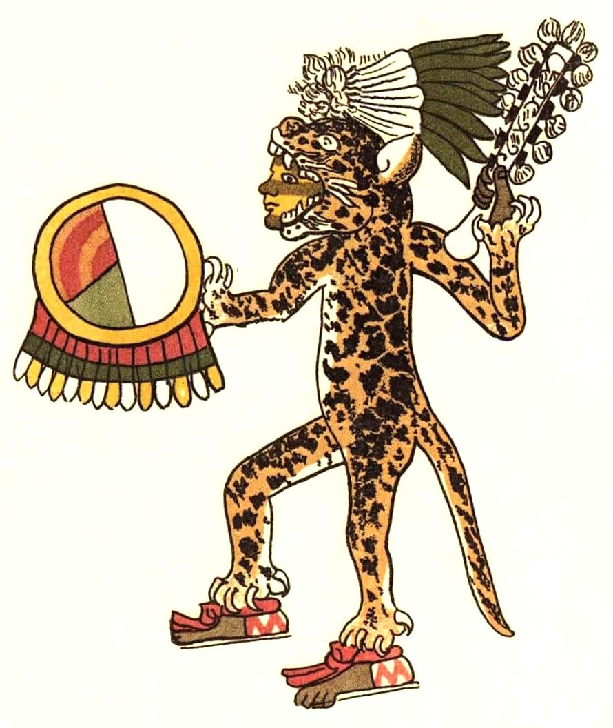Jaguar wikipedia . Warrior clipart guerrero