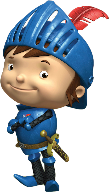 Kaylor blakley google . Knights clipart mike the knight