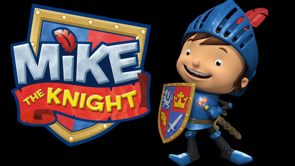 Tv fanart . Knight clipart mike the knight