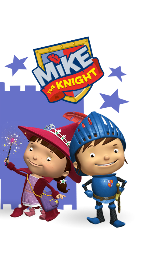 Knight clipart mike the knight. Pin by lmi kids