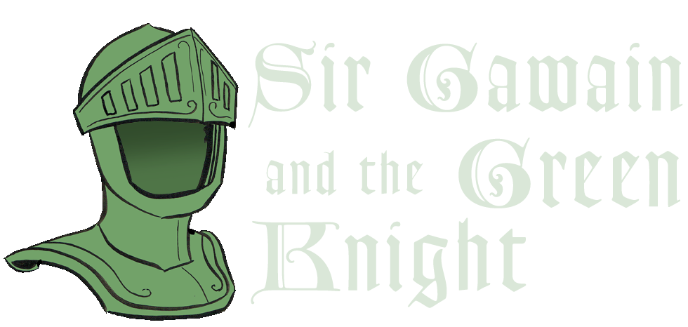 Knight clipart normans. Books about sir gawain